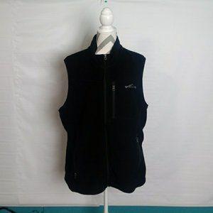 EUC Eddie Bauer size large fleece vest